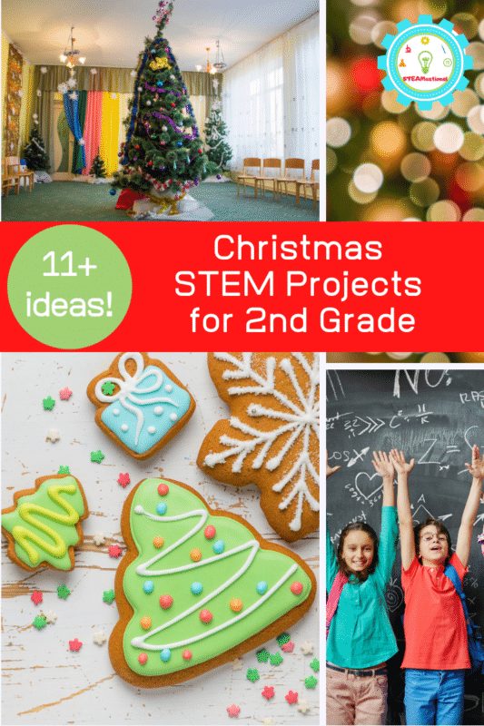 christms stem projects for 2nd grade