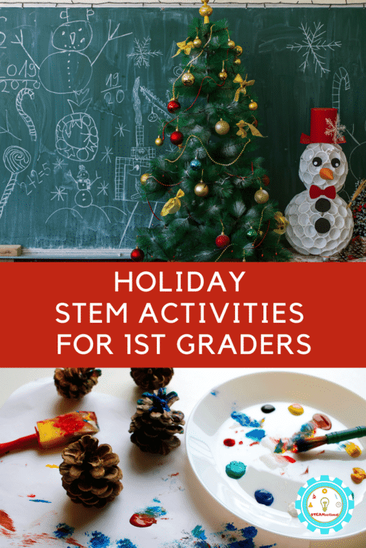 holiday stem activities for 1st grade