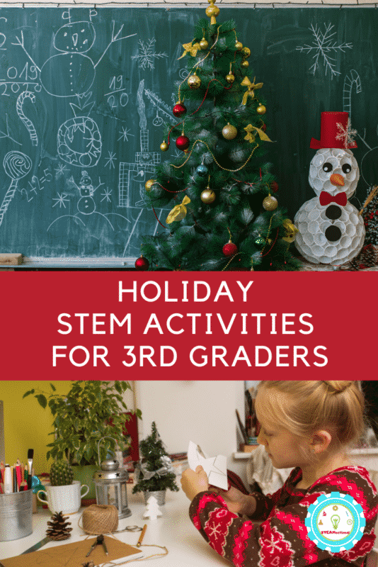 holiday stem activities for 3rd grade