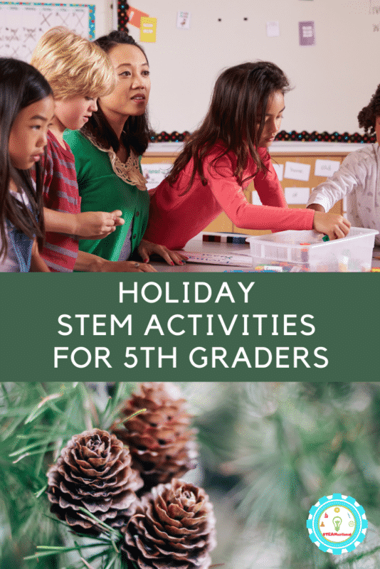 holiday stem activities for 5th grade