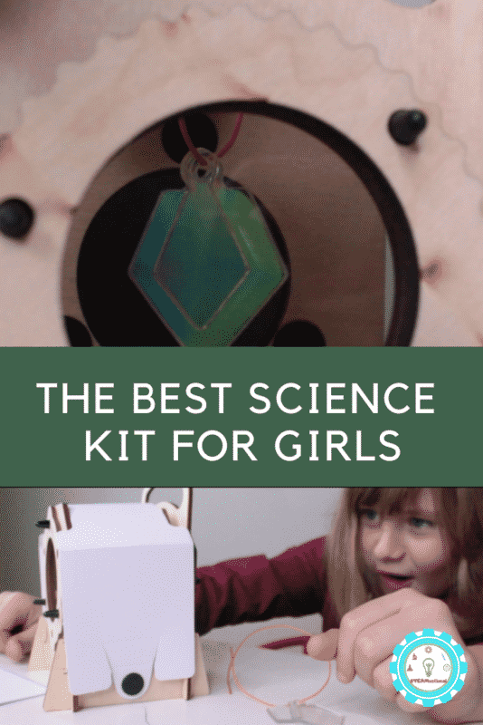 science kit for girls