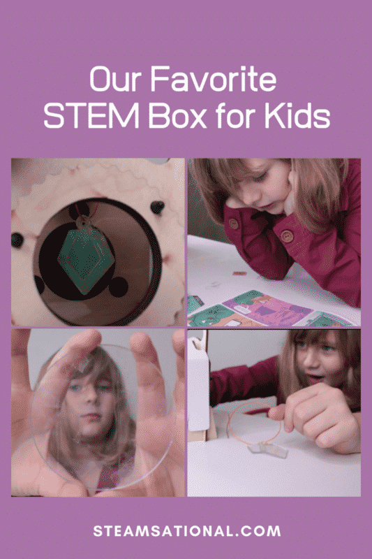 stem box for kidss