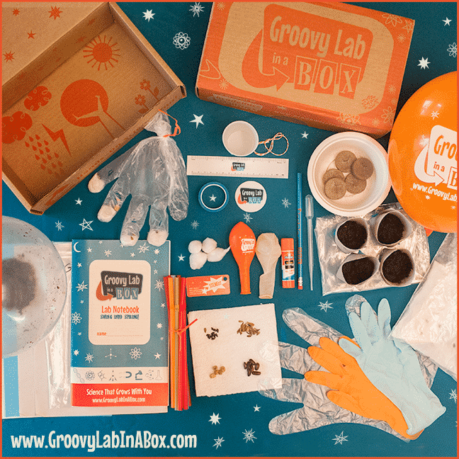 If your kids love science, or you are hoping to develop a love of science in kids, check out this list of science experiment kits for kids!