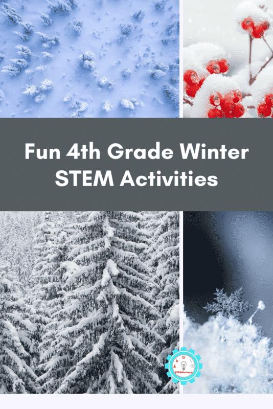 fourth grade winter stem activities