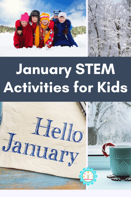 If you're looking for hands-on January STEM activities to use in your classroom this January, you've come to the right place! These STEM activities for January are creative, fun, and perfect for elementary kids and freezing temperatures.
