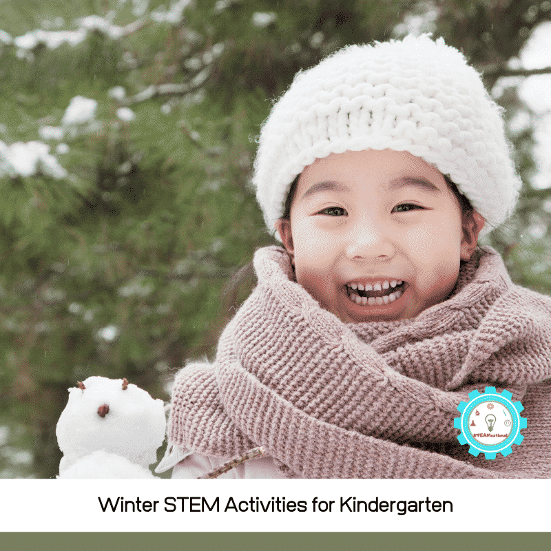 kindergarten winter stem activities