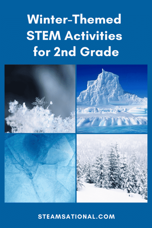 winter stem activities for 2nd grade