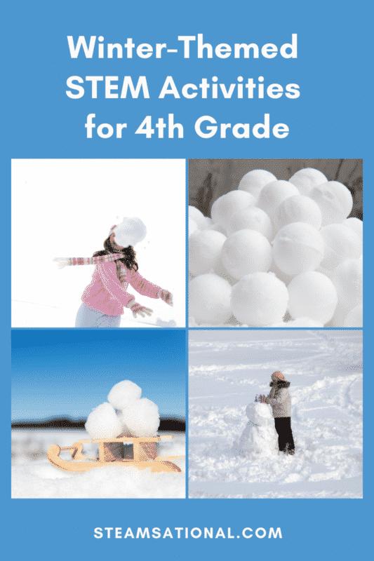winter stem activities for 4th grade
