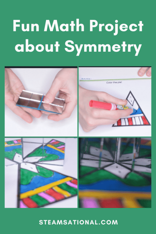 Fun Math Project about Symmetry