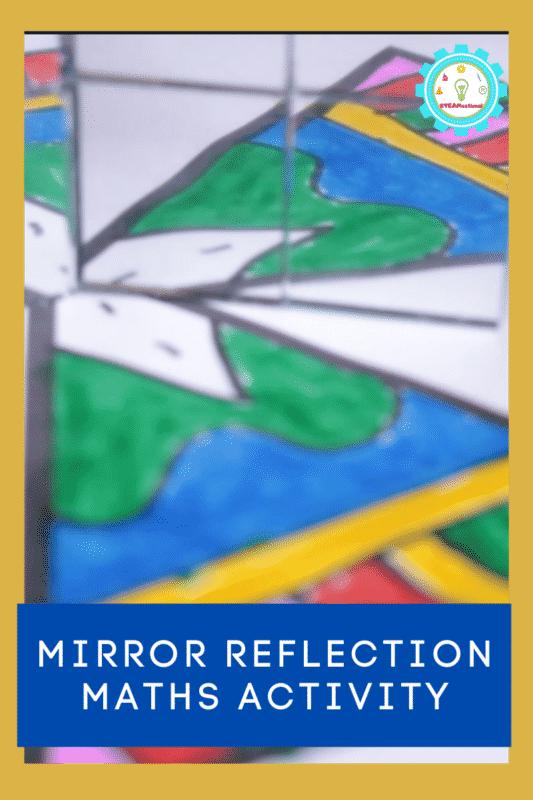 Mirror Reflection Maths Activity