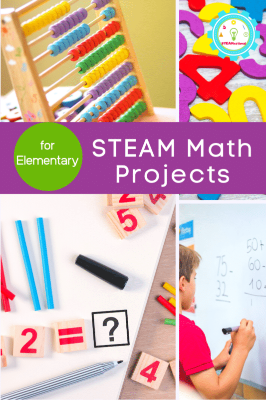 steam math projects for elementary