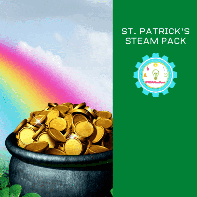 St. Patrick's Day STEAM Activities for Elementary