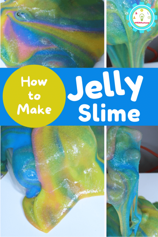 Jelly slime isn't sold in stores as much as other types of slime, which means that if you want to play with it, you have to make it! If you want to learn how to make jelly slime, keep reading!