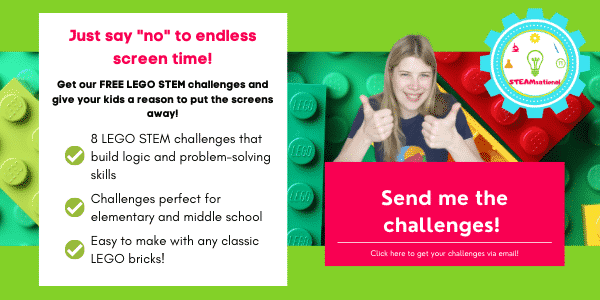 lego stem challenges