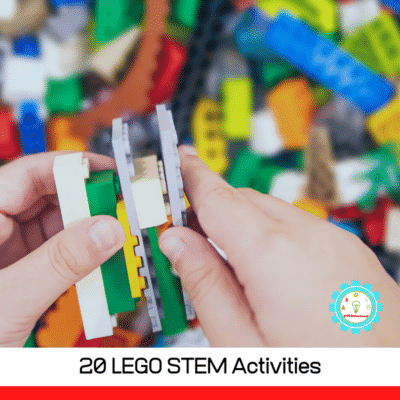 20 LEGO STEM Activities Young Engineers Will Love!