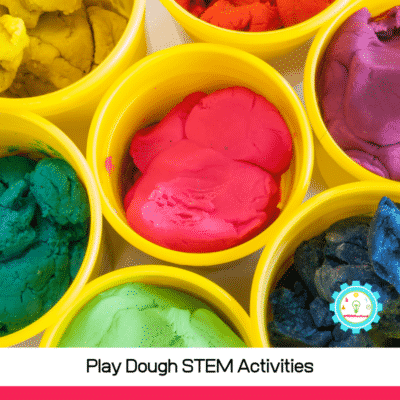 15 Colorful and Exciting Play Dough STEM Challenges for Kids