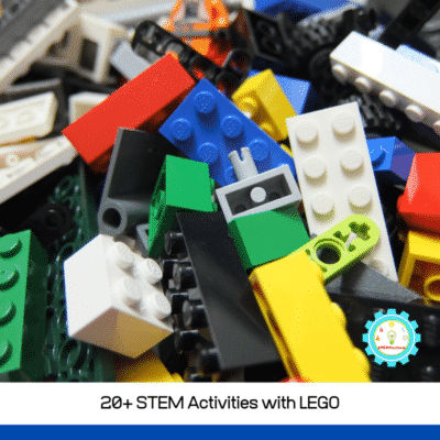20+ STEM Activities with LEGOs that Every Kid Should Try!