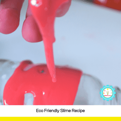 Eco Friendly Slime without Glue, Borax, or Chemicals!
