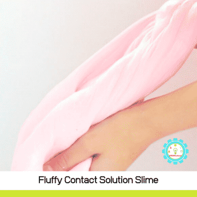 How to Make Fluffy Slime with Contact Solution