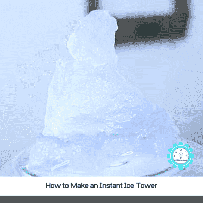 How to Make an Instant Ice Tower