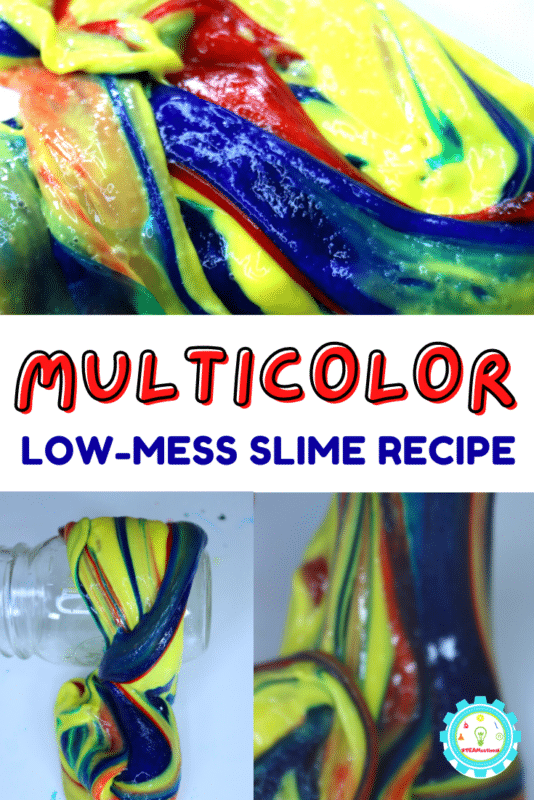 Making slime with a lot of colors doesn't have to be hard! All the secrets you need to make the perfect slime of many colors are right here.