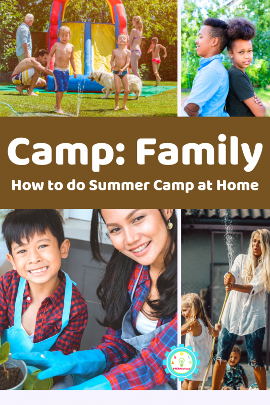 There are so many summer camp themes, but not everything is feasible to do at home. The best summer camp themes for home will be easy-to-do, not cost an arm and a leg, and be related to something that your kids love!