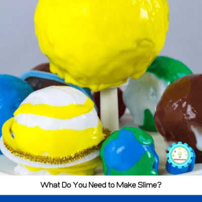 What Do You Need to Make Slime?