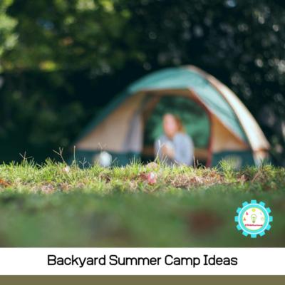 Crazy-Fun Backyard Summer Camp Ideas Chosen by Kids!