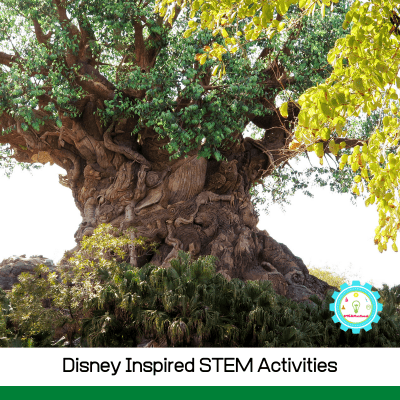 learn about fun Disney STEM projects you can try! Kids will love these hands-on learning ideas inspired by their favorite characters and movies.