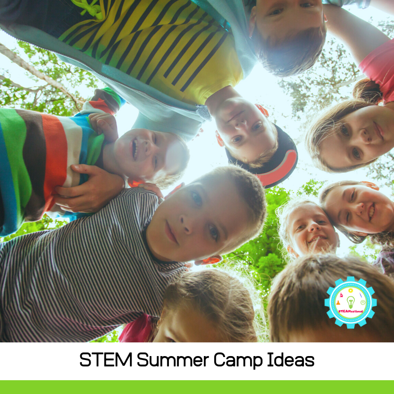 the STEM summer camp themes on this list will have plenty of STEM-focused fun that will spark a child's interest in science and keep them engaged and learning every day of camp.