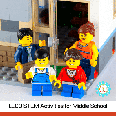 20+ Fun and Constructive LEGO STEM Activities for Middle School