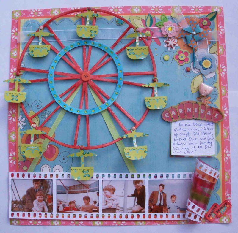 ferris wheel bulletin board