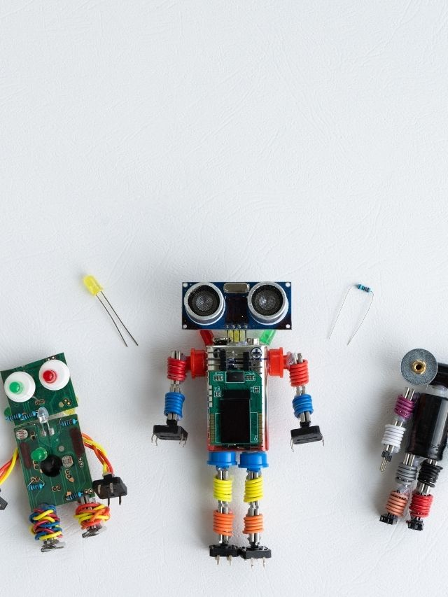 STEM Activities for Kindergarten - Google Web Story Poster