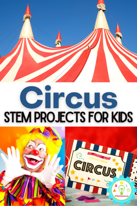Try these circus STEM experiments with your class today!