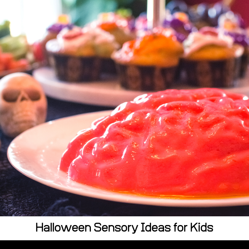 Get spooky and gross with these Halloween sensory ideas for kids! So many fun ways to get a little gross this Halloween.